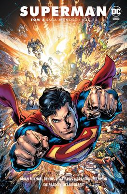 Brian Michael Bendis, Ivan Reis - Saga jedności: Ród El. Superman. Tom 2
