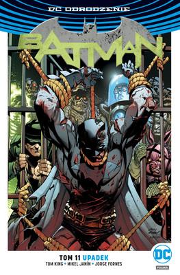 Tom King - Upadek. Batman. Tom 11