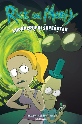 Sarah Graley - Kupkazpupki Superstar. Rick i Morty