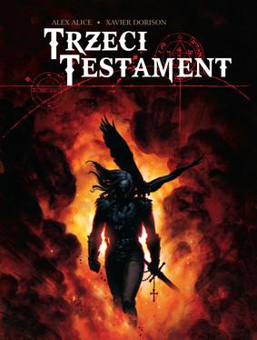 Alex Alice, Xavier Dorison - Trzeci Testament