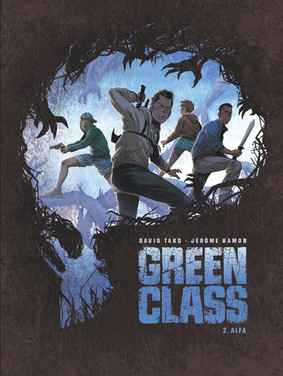 David Tako, Jerome Hamon - Alfa. Green Class. Tom 2