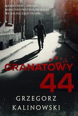 Grzegorz Kalinowski - Granatowy 44