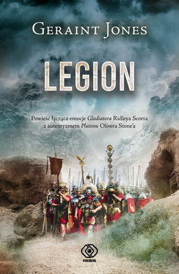 Geraint Jones - Legion
