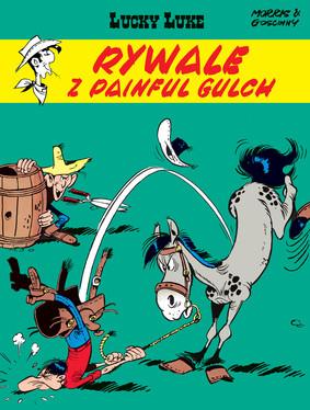 René Goscinny, Morris - Rywale z Painful Gulch. Lucky Luke. Tom 19