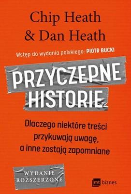 Chip Heath, Dan Heath - Przyczepne historie