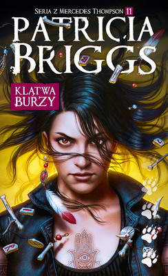 Patricia Briggs - Klątwa burzy. Mercedes Thompson. Tom 11
