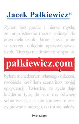Jacek Pałkiewicz - palkiewicz.com