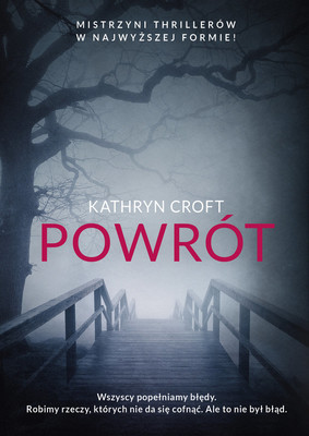 Kathryn Croft - Powrót / Kathryn Croft - The Last Cry