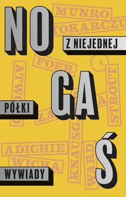 Michał Nogaś - Z niejednej półki. Wywiady