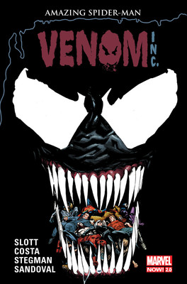 Dan Slott, Mike Costa, Ryan Stegman - Venom Inc. Amazing Spider-Man. Tom 8 / Dan Slott, Mike Costa - Venom Inc. Amazing Spider-Man. Tom 8