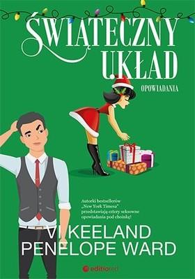 Vi Keeland, Penelope Ward - Świąteczny układ. Opowiadania