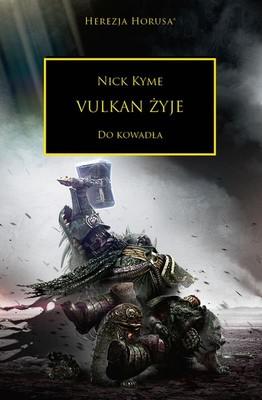 Nick Kyme - Vulkan żyje