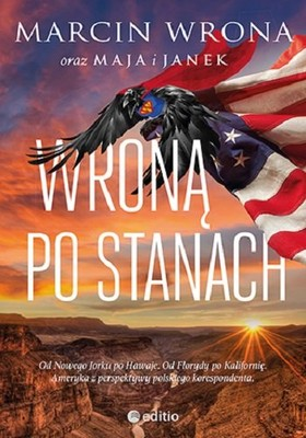 Marcin Wrona - Wroną po Stanach