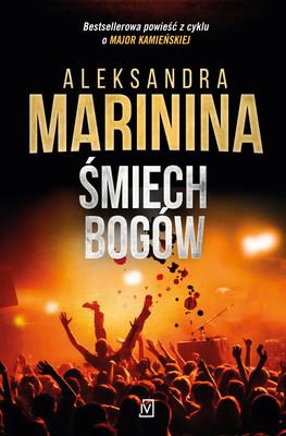 Aleksandra Marinina - Śmiech bogów