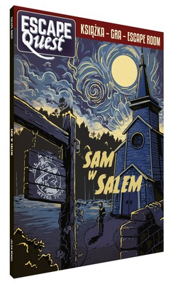 Julien Mindel - Sam w Salem. Escape Quest / Julien Mindel - Sam W Salem. Escape Quest