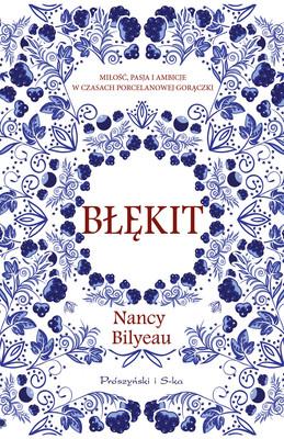 Nancy Bilyeau - Błękit