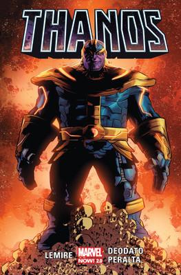Jeff Lemire, Mike Deodato Jr. - Thanos. Tom 1