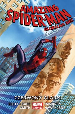 Dan Slott, Christos Gage - Czerwony alarm. Amazing Spider-Man. Globalna sieć. Tom 9