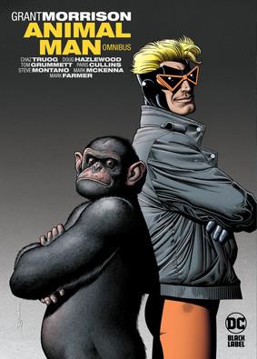 Grant Morrison, Chas Troug - Animal Man Omnibus