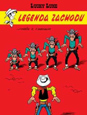Morris - Legenda Zachodu. Lucky Luke