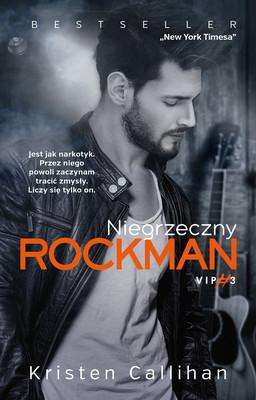 Kristen Callihan - Niegrzeczny rockman / Kristen Callihan - Fall