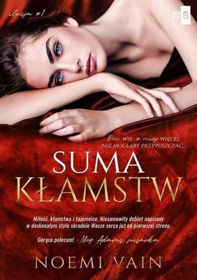 Noemi Vain - Suma kłamstw