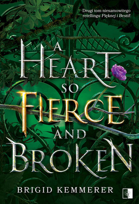 Brigid Kemmerer - A Heart So Fierce and Broken