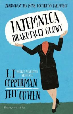 E.J. Copperman, Jeff Cohen - Tajemnica brakującej głowy