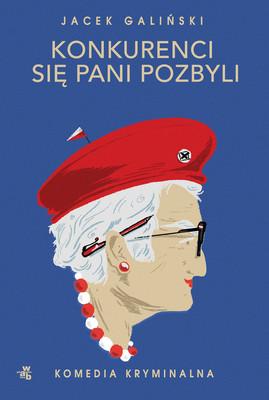 Jacek Galiński - Konkurenci się pani pozbyli