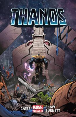 Donny Cates, Dylan Burnett - Thanos. Tom 2