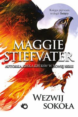 Maggie Stiefvater - Wezwij sokoła. Śniący. Tom 1
