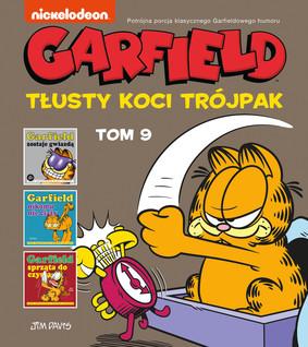 Jim Davis - Tłusty koci trójpak. Garfield. Tom 9