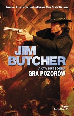 Jim Butcher - Gra pozorów