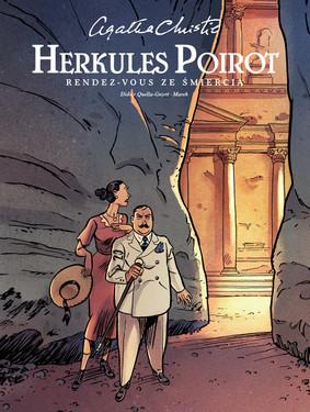 Didier Quella-Guyot, Marek - Rendez-vous ze śmiercią. Herkules Poirot. Agatha Christie