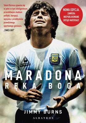Jimmy Burns - Maradona. Ręka Boga / Jimmy Burns - Maradona. The Hand Of God