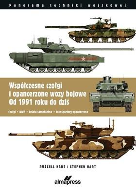 Russel Hart, Stephen Hart - Współczesne czołgi i pojazdy opancerzone od 1991 do dzisiaj