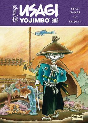 Stan Sakai - Usagi Yojimbo. Saga. Tom 7