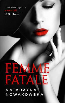 Katarzyna Nowakowska - Femme fatale