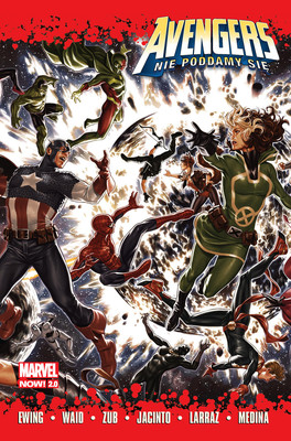 Al Ewing, Mark Waid - Nie poddamy się. Avengers