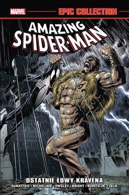 John Marc DeMatteis, David Michelinie - Ostatnie łowy Kravena. Amazing Spider-Man Epic Collection