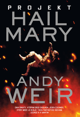 Andy Weir - Projekt Hail Mary