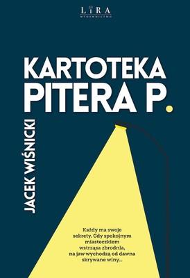 Jacek Wiśnicki - Kartoteka Pitera P.
