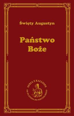 Augustyn - Państwo Boże. Tom 1-2