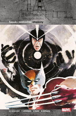 Louise Simonson, Walt Simonson - Stopiony. Havok i Wolverine