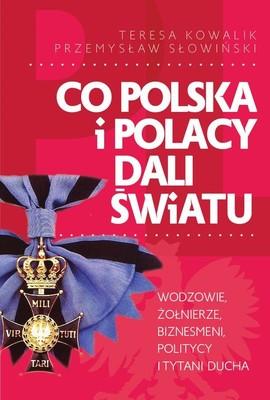 Teresa Kowalik, Przemysław Słowiński - Co Polska i Polacy dali światu