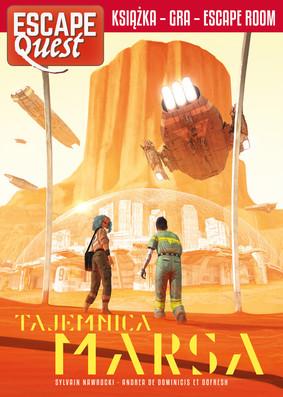 Sylvein Nawrocki - Tajemnica Marsa. Escape Quest