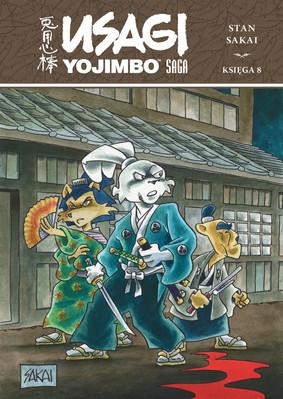 Stan Sakai - Usagi Yojimbo. Saga. Tom 8