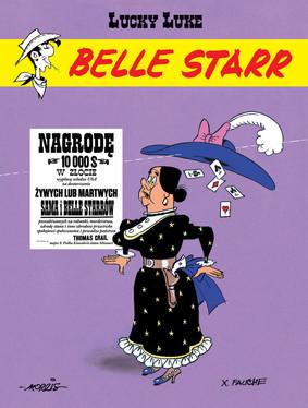Morris - Belle Starr. Lucky Luke