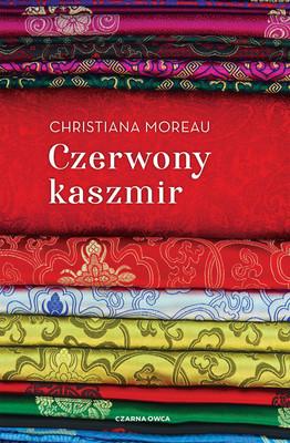 Christiana Moreau - Czerwony kaszmir