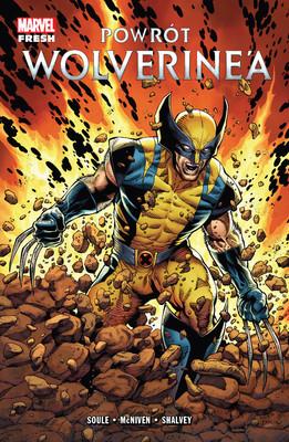 Charles Soule, Steve McNiven - Powrót Wolverine'a